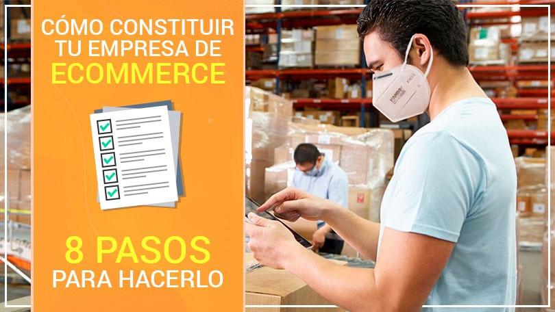 cçomo constituir empresa ecommerce Perú
